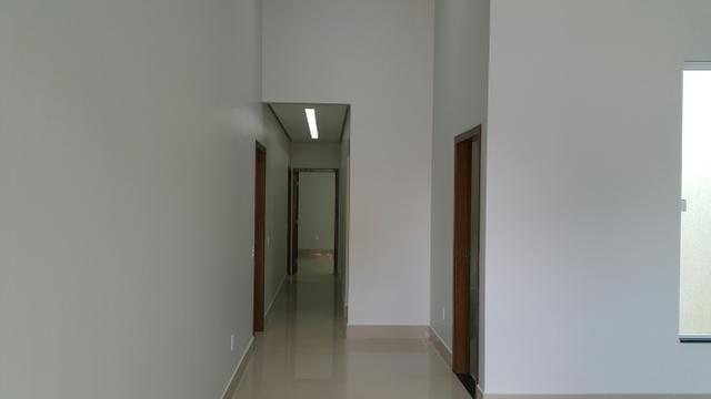 Casa nova 3quartos 3suites piscina churrasqueira rua 06 Vicente Pires condomínio - Foto 13