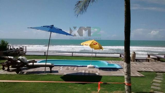 Casa Terreno beira mar Praia Porto de Galinhas - Ref CS180V