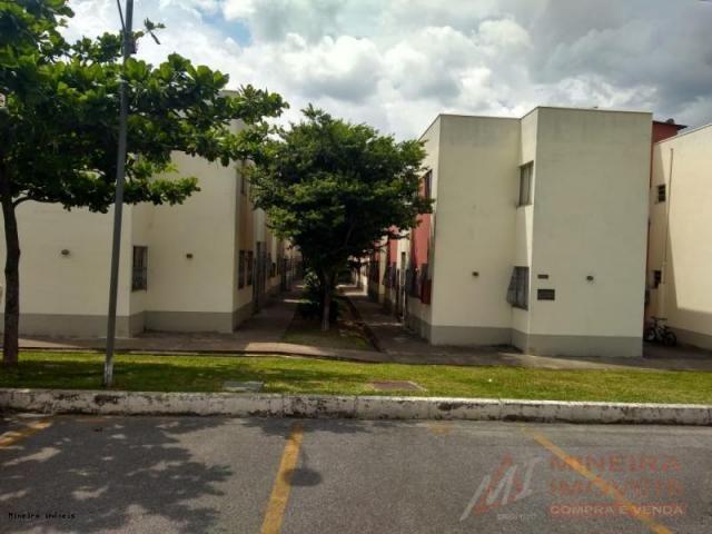 Apartamento para venda em betim, parque das industrias, 2 dormitórios, 1 banheiro, 1 vaga - Foto 6