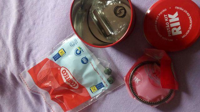 Vendo kit aumento de cilindradas 4 mm ,cg 77 até 88  - Foto 2