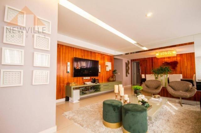 Apartamento com 4 dormitórios à venda, 240 m² por R$ 1.999.999 - Boa Viagem - Recife - Foto 3