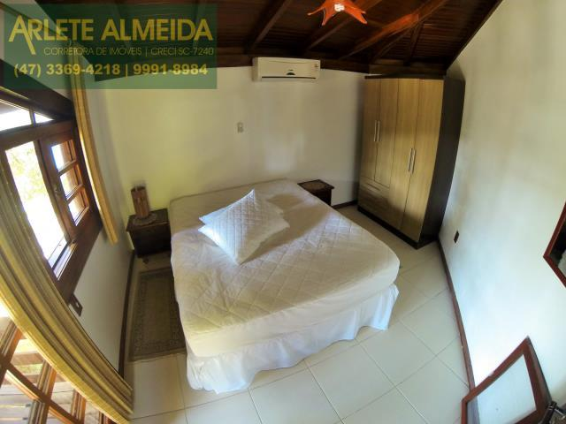 Casa para alugar com 2 dormitórios em Araca, Porto belo cod:213 - Foto 7
