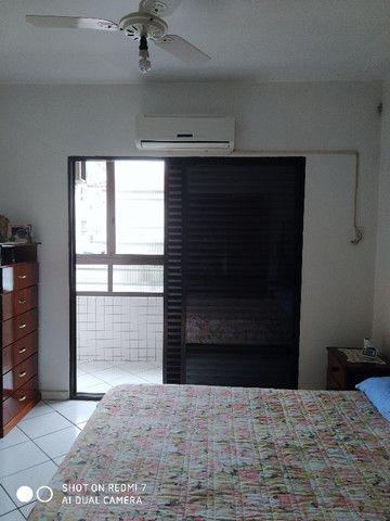 Sobrado centro de São Vicente 03 dormitórios Ac. troca por apartamento na Praia - Foto 9
