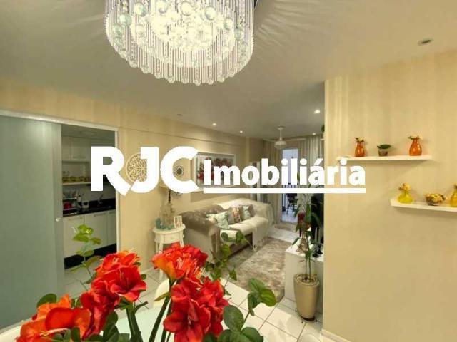 Apartamento à venda com 3 dormitórios em Tijuca, Rio de janeiro cod:MBAP33099 - Foto 5