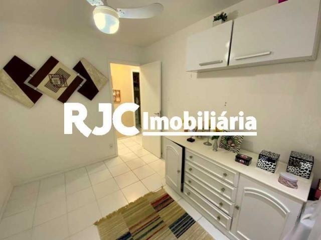 Apartamento à venda com 3 dormitórios em Tijuca, Rio de janeiro cod:MBAP33099 - Foto 13