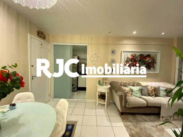 Apartamento à venda com 3 dormitórios em Tijuca, Rio de janeiro cod:MBAP33099 - Foto 4