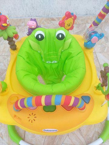 Assento de atividades infantil ( JUMP / PULA PULA ) - Foto 3
