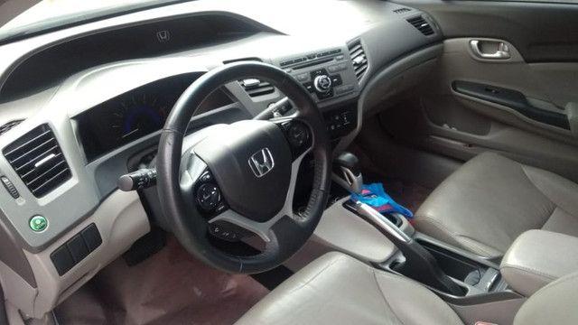 Honda Civic LXR - 2014 - Foto 6