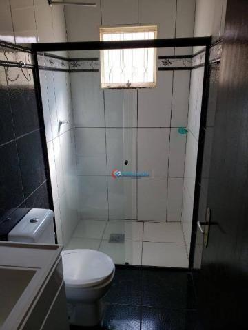 Casa com 2 dormitórios para alugar, 90 m² por R$ 1.200/mês - Parque Gabriel - Hortolândia/ - Foto 8