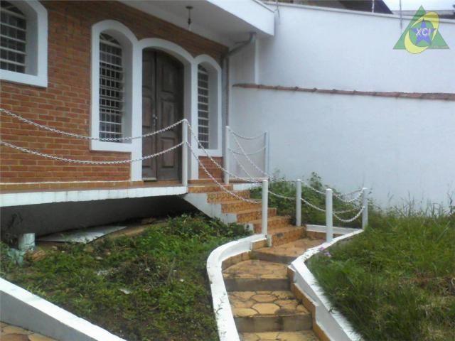 Casa residencial para venda e locação, Jardim Guarani, Campinas.