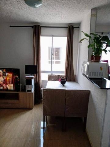 Apartamento com 2 dormitórios para alugar, 45 m² por R$ 650/mês - Água Chata - Guarulhos/S - Foto 13