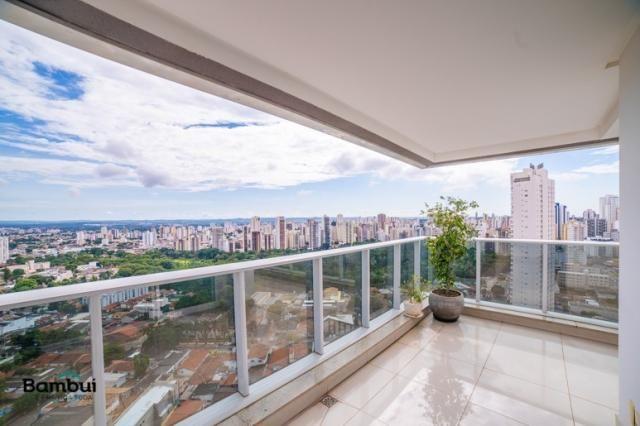 Apartamento à venda com 3 dormitórios em Setor oeste, Goiânia cod:60208392 - Foto 4
