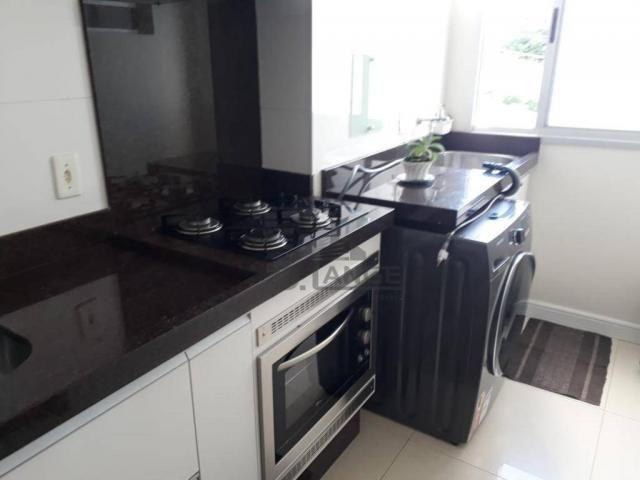 Apartamento com 3 dormitórios para alugar, 62 m² por R$ 1.100,00/mês - Jardim Myrian Morei - Foto 4