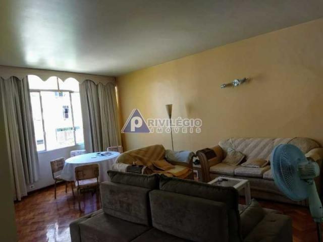 Apartamento à venda, 4 quartos, 2 vagas, Laranjeiras - RIO DE JANEIRO/RJ - Foto 3