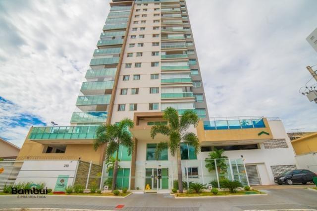 Apartamento à venda com 3 dormitórios em Setor oeste, Goiânia cod:60208392