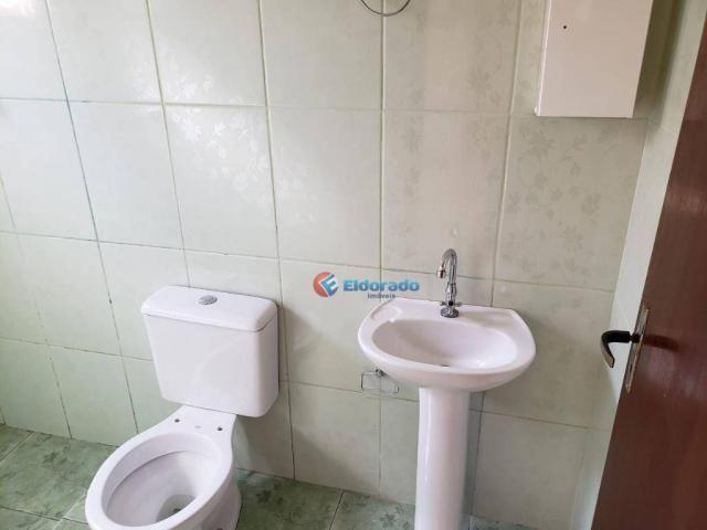 Casa com 2 dormitórios para alugar, 90 m² por R$ 1.200/mês - Parque Gabriel - Hortolândia/ - Foto 11