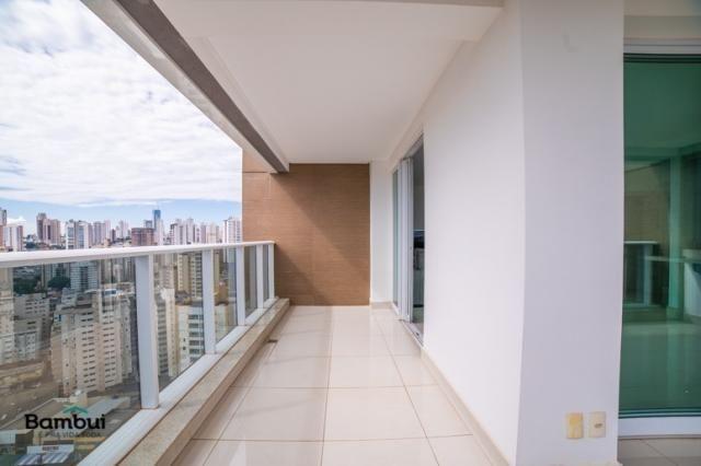 Apartamento à venda com 3 dormitórios em Setor oeste, Goiânia cod:60208392 - Foto 3