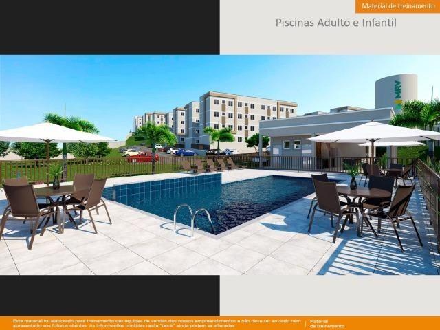 Apartamento com 2 quartos em Olinda Minha casa minha vida! R$ 130 mil - Foto 8