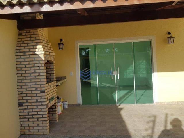 Casa com 3 dormitórios à venda, 132 m² por R$ 280.000,00 - Divineia - Aquiraz/CE - Foto 3