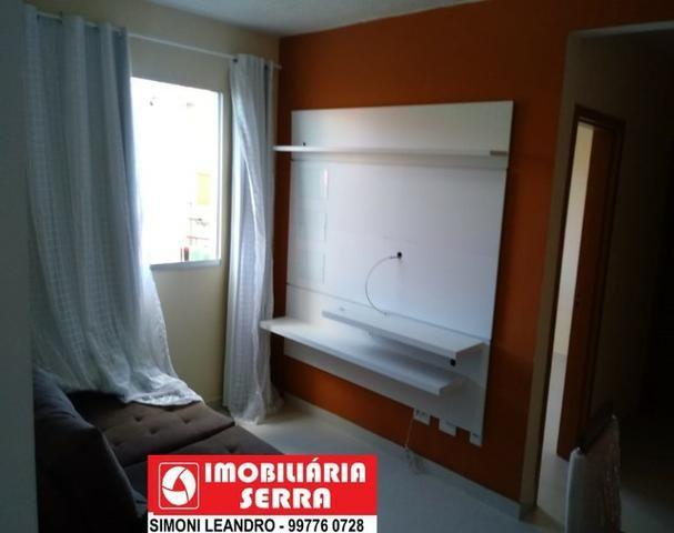SCL - Alugo Aptº 2Qtº sendo 1 suíte!! com mobilia, em Colina de Laranjeiras - Foto 3
