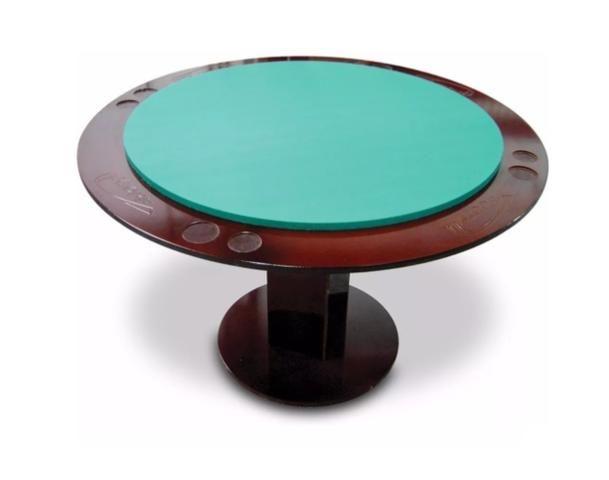 Mesa Poker/Carteado/Baralho Klopf 1077- 8 Pessoas - Oficial