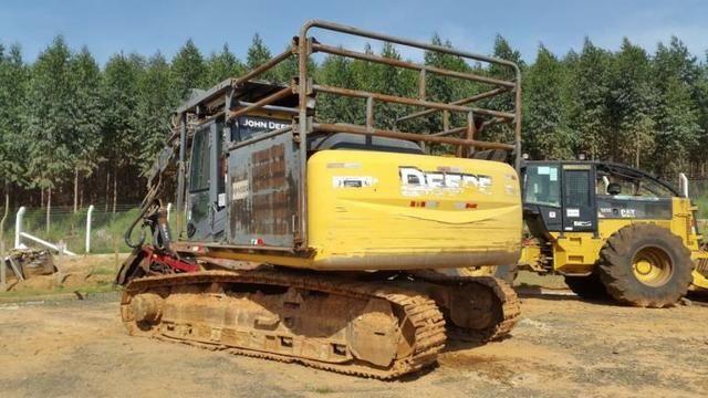 Escavadeira Florestal John Deere 200D Ano 2013 - #3919 - Foto 4