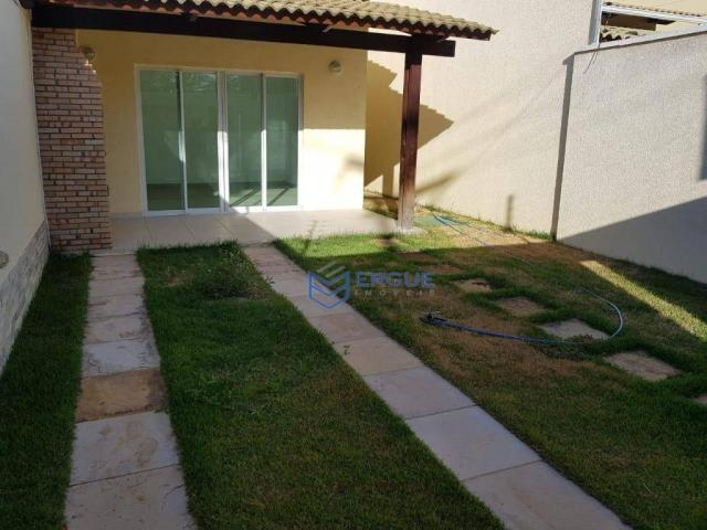 Casa com 3 dormitórios à venda, 132 m² por R$ 280.000,00 - Divineia - Aquiraz/CE - Foto 9