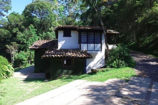 Sítio à venda com 4 dormitórios em Potuvera, Itapecerica da serra cod:6437 - Foto 12