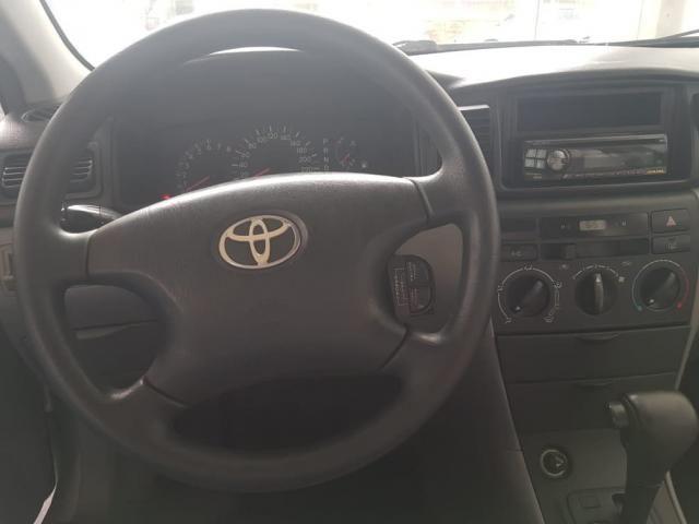 Toyota Corolla XEi 1.8 Prata - Foto 4