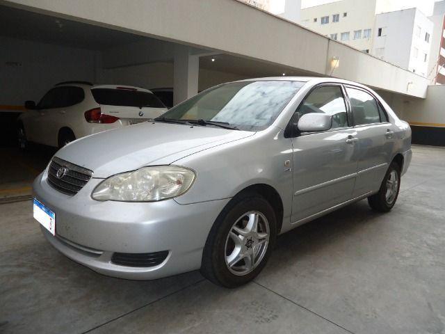 Corolla XLI 1.6 Automático 2008