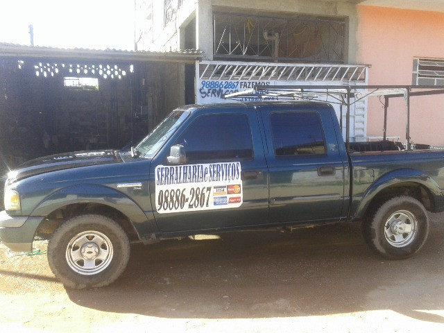 Ford Ranger 2008 gasolina e GNV 23000 - Foto 5