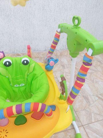 Assento de atividades infantil ( JUMP / PULA PULA ) - Foto 4