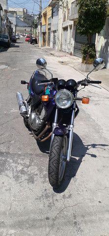 Cb500 vende ou troca por moto menor ou carro - Foto 3