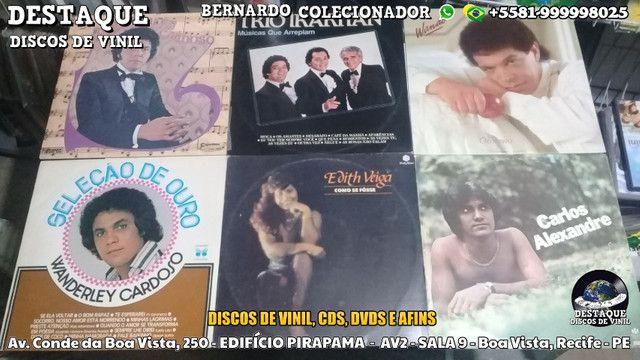 Discos de Vinil de Novelas, E Outros Tipos, CDs e DVDs - Foto 6