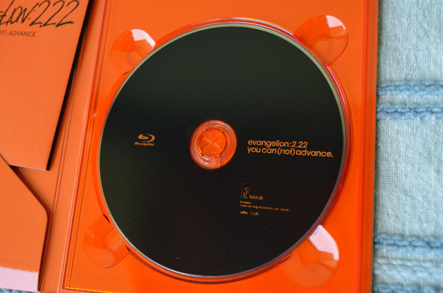 Evangelion 2.22 Blu-ray - Foto 5