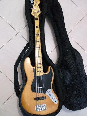 Baixo Fender  - Foto 2