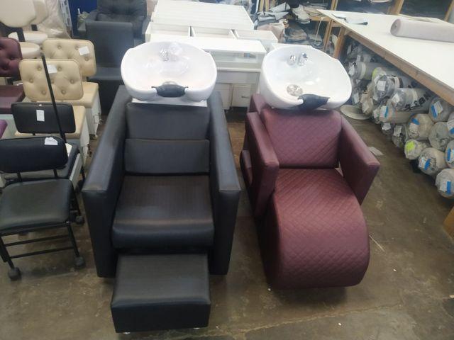 Cadeira e lavatório para salão de beleza - Foto 5
