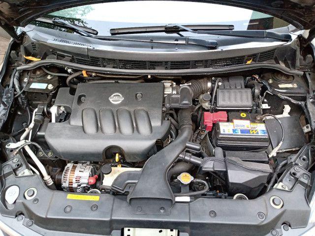 Nissan Tiida Sl 1 8  1 8 Flex 16v Aut  2008