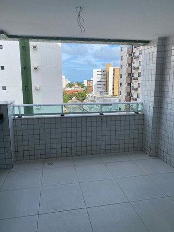 Apartamento alto padrão de 126m2 no Bessa prox a praia - Foto 12