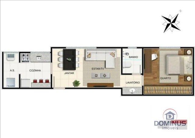 Apartamento Residencial à venda, Funcionários, Belo Horizonte - . - Foto 2