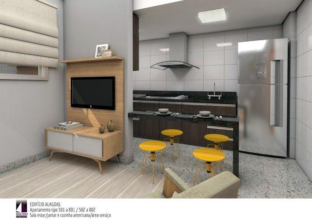 Apartamento à venda com 1 dormitórios em Savassi, Belo horizonte cod:700605 - Foto 2