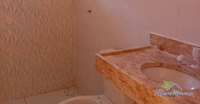 Casa à venda, 89 m² por R$ 238.000,00 - Precabura - Eusébio/CE - Foto 8