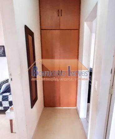 Apartamento à venda com 2 dormitórios em Santa efigênia, Belo horizonte cod:46408 - Foto 3