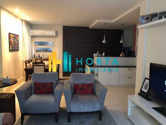 Apartamento à venda com 2 dormitórios em Copacabana, Rio de janeiro cod:CPAP20487 - Foto 2
