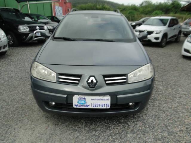 Renault Megane Grand Tour Dynam. Hi-Flex 1.6 8V - Foto 2