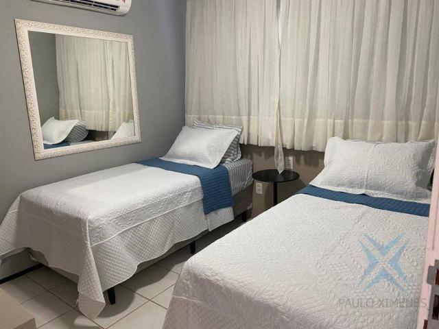 Casa com 3 dormitórios à venda, 170 m² por R$ 600.000,00 - Porto das Dunas - Aquiraz/CE - Foto 9
