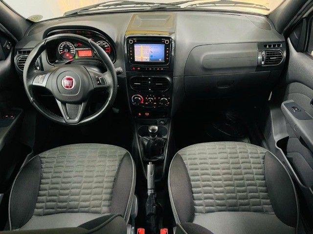 Fiat Strada 1.8 Adventure Manual 2020 - Foto 15