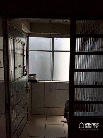 Apartamento com 3 dormitórios para alugar, 69 m² por R$ 950,00/mês - Vila Bosque - Maringá - Foto 5