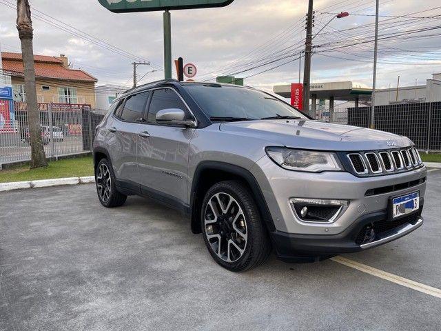 Jeep Compass Limited + Teto - Foto 6
