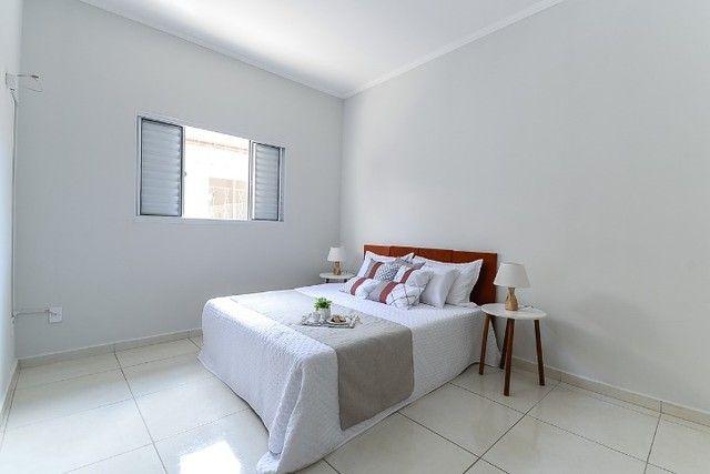 Vendo linda casa 3 dormitórios, suíte, em Jaguariúna, no Zambon - Foto 7